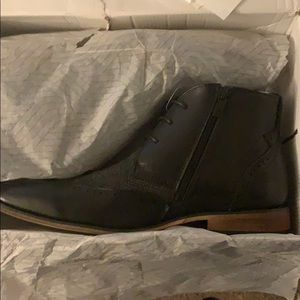 Men's casual shoe boots